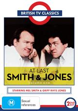At Last Smith And Jones - Volume 1