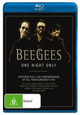 One Night Only (bluray)
