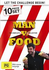 Man Vs Food Complete Collection