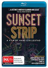 Sunset Strip (bluray)