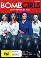 Bomb Girls - Season 2