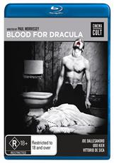 Blood For Dracula (bluray)