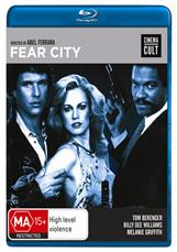 Fear City (bluray)