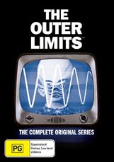 The Outer Limits Complete Collection  (non Lenticular Version)