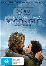 A Thousand Times Goodnight (dvd)