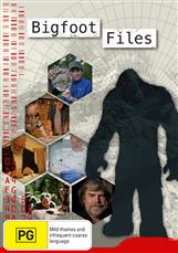 Bigfoot Files,the