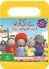 Ella The Elephant Volume 2 - Team Spirit