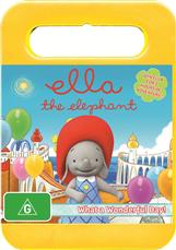 Ella The Elephant Volume 3 - What A Wonderful Day