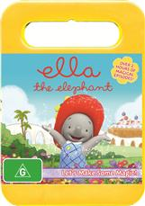 Ella The Elephant Volume 4 - Lets Make Some Magic