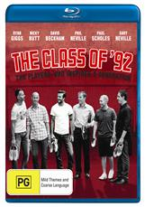 The Class Of 92 (blu Ray)
