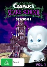 Caspers Scare School Vol. 1
