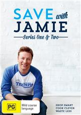 Save With Jamie Series 1 & 2