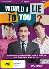 Would I Lie To You Vol 1