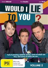 Would I Lie To You Vol 2