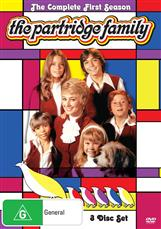 Partridge Family Season 1