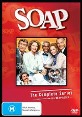 Soap Season 1 - 4 Complete Collection Box Set