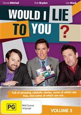 Would I Lie To You Vol 3