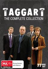 Taggart Complete Collection (np)