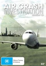 Air Crash Investigation Series 13