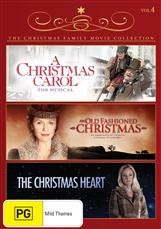 Christmas Family Movie Collection Vol 4