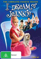 I Dream Of Jeannie Season 4