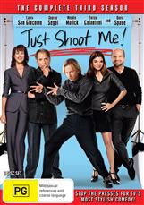 Just Shoot Me Season 3