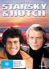 Starsky & Hutch Season 3