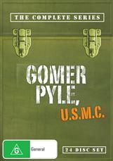 Gomer Pyle U.s.m.c - Complete Collection (slipcase Version)