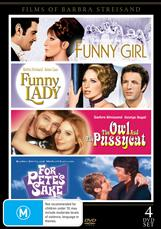 Films Of Barbra Streisand