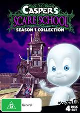 Caspers Scare School Season 1 Collection