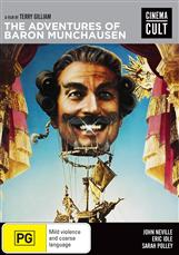 Adventures Of Baron Munchausen (1988)