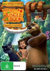 Jungle Book Season 2 - Volume 3