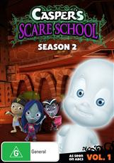 Caspers Scare School Season 2 - Volume 1