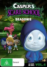 Caspers Scare School Season 2 - Volume 4