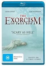 Exorcism Of Emily Rose, The - Blu-ray