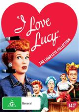 I Love Lucy Collection