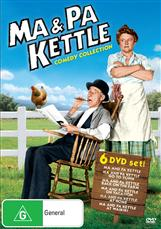 Ma & Pa Kettle Box Set