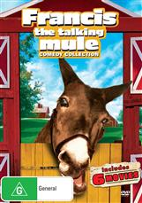 Francis The Talking Mule Box Set