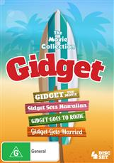 Gidget - The Complete Movie Collection