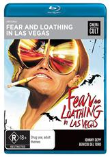 Fear & Loathing In Las Vegas Blu-ray