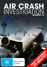 Air Crash Investigation Season 14