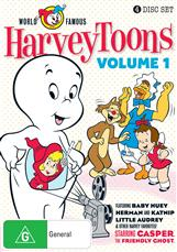 Harveytoons Show, The -  Volume 1