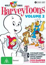 Harveytoons Show, The -  Volume 2
