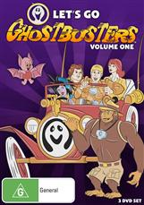 Ghostbusters (animated) Volume 1