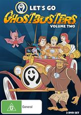 Ghostbusters (animated) Volume 2