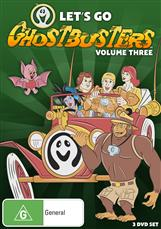 Ghostbusters (animated) Volume 3