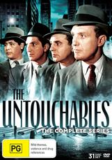 Untouchables Complete Collection