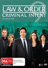 Law & Order: Criminal Intent Season 8
