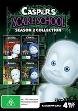 Caspers Scare School Season 2 Collection
