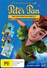 Peter Pan Season 1 Collection